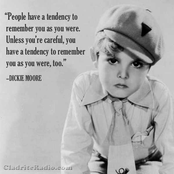 Dickie Moore quote